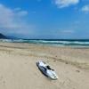 静岡伊豆旅行 東京から車で行ける癒しの綺麗な青い海 白浜大浜海水浴場